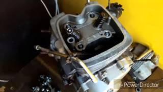 motor estourado da cg 125 fan 2010 by m m c