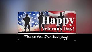 Veterans Day 2017  What's open, what's closed