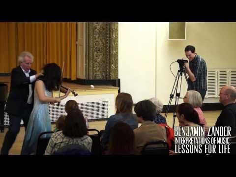Interpretation Class: Wieniawski - Fantaisie Brillante