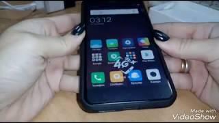 Покупки з АлиЭкспресс. Розпакування смартфона Xiaomi Redmi 4X та чохол до нього.