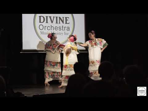 Mexican Revolution Dance Group live at the Wild Night in Australia 2017