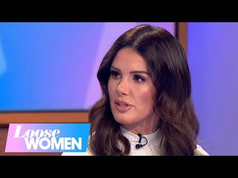 Rebekah Vardy on Her Support for Loose Women's 'Face Your Smear' Campaign | Loose Women thumbnail