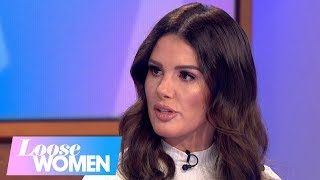 Rebekah Vardy on Her Support for Loose Women's 'Face Your Smear' Campaign | Loose Women