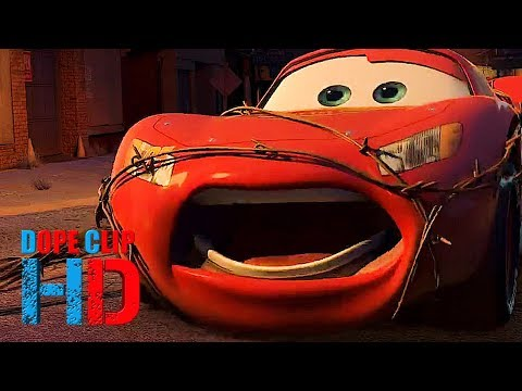 Cars   2006   First Time In Radiator Springs (2/8) DopeClips