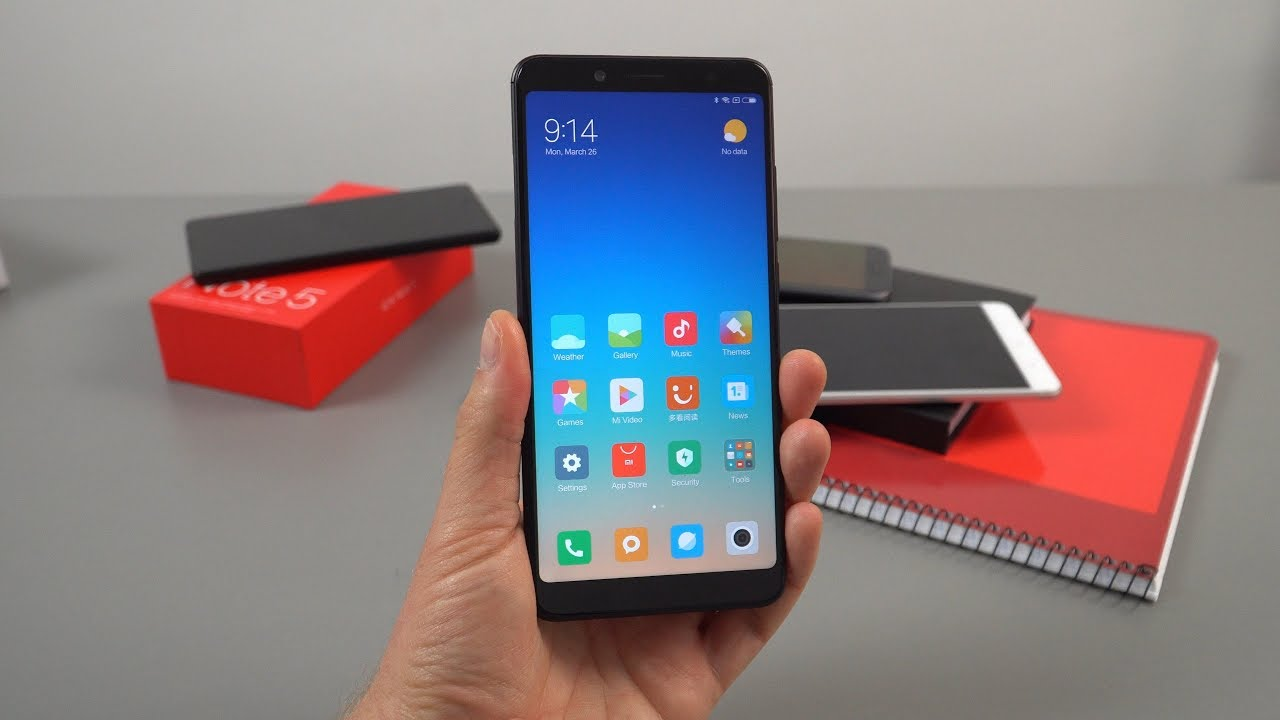 Xiaomi Redmi Note 5 Ai Unboxing (New Chinese Version)