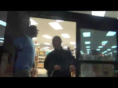 Exiting Store - In Gang Stalking Banana Republic USA - 11/1/2016 - 2 of 4