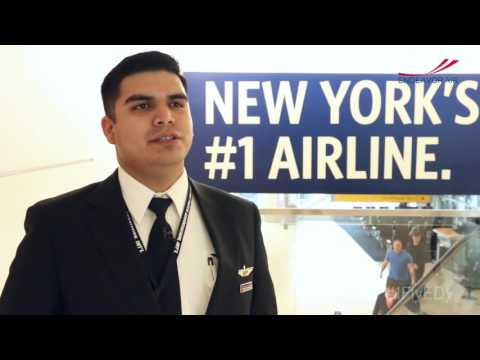 EDV Loves NYC: Endeavor Pilots Talk About Flying in New York City