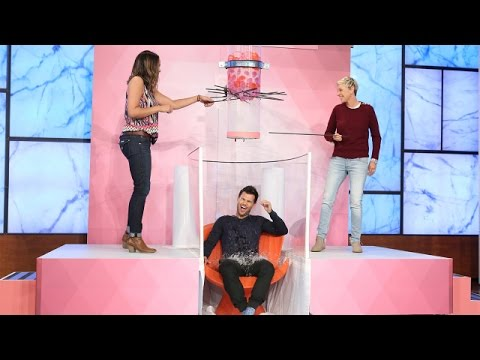 'Oops! My Water Broke' with Taylor Lautner