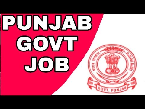 PUNJAB Govt job (volunteer) | 400/- per day | no written exam just interview