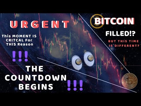 URGENT!! BITCOIN ENTERS SECOND PHASE – WHAT'S NEXT IS PIVOTAL | & HUGE ANNOUNCEMENT