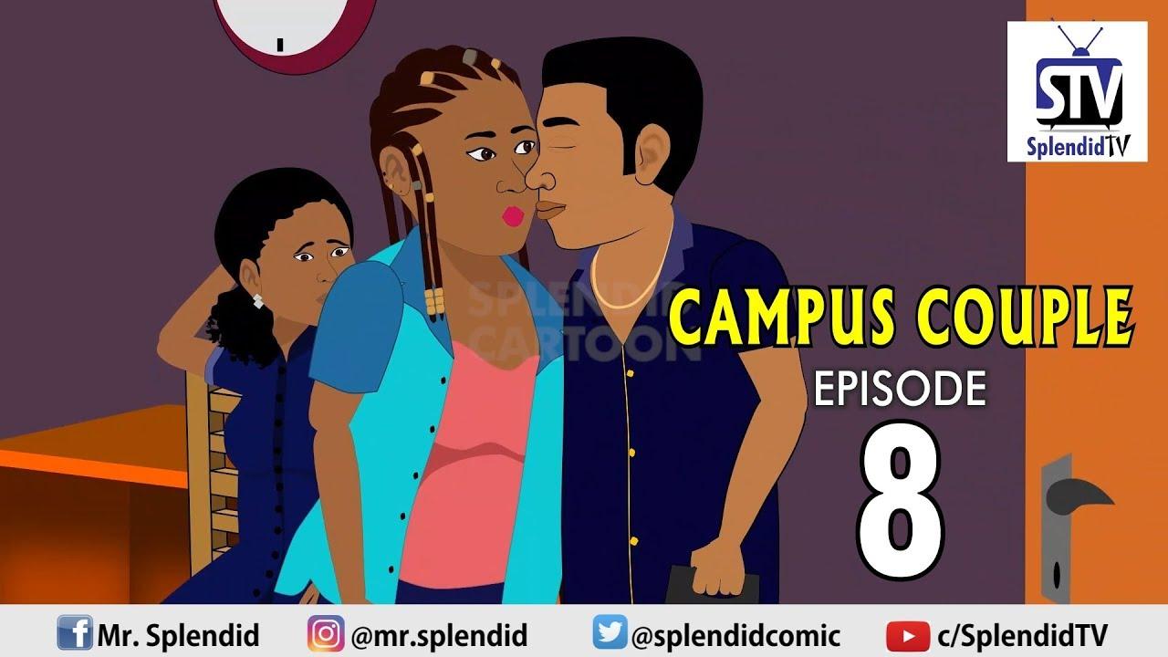 Download Campus Couple Episode 8 (Splendid TV) (Splendid Cartoon)