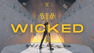 AViVA - WICKED (OFFICIAL)