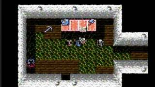Sweet Home - NES - Walkthrough - Part 3 of 9