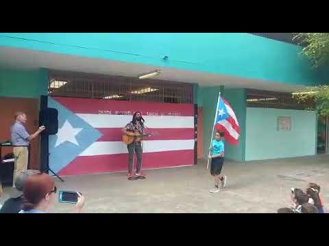 Kristian Bob - Simple Jibarito (desde la Escuela Pepita Arenas en Caguas)