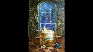 Мастер класс живописи Любовное свидание босиком
