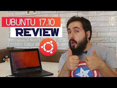 Ubuntu 17.10 Artful Aardvark - REVIEW