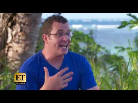 Rick Devens Feels 'Lucky' To Be A Part Of 'Suvivor' S38 | EXTENDED