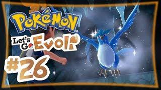 Arktos in den Seeschauminseln ★ #26 ★ Pokémon Let