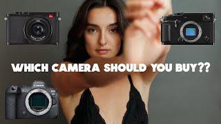 Leica Q2 vs Fujifilm X-Pro3 vs…