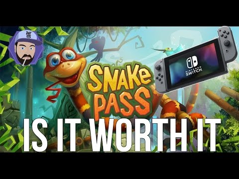 Snake Pass Review For Nintendo Switch - Snakes On A Switch | RGT 85