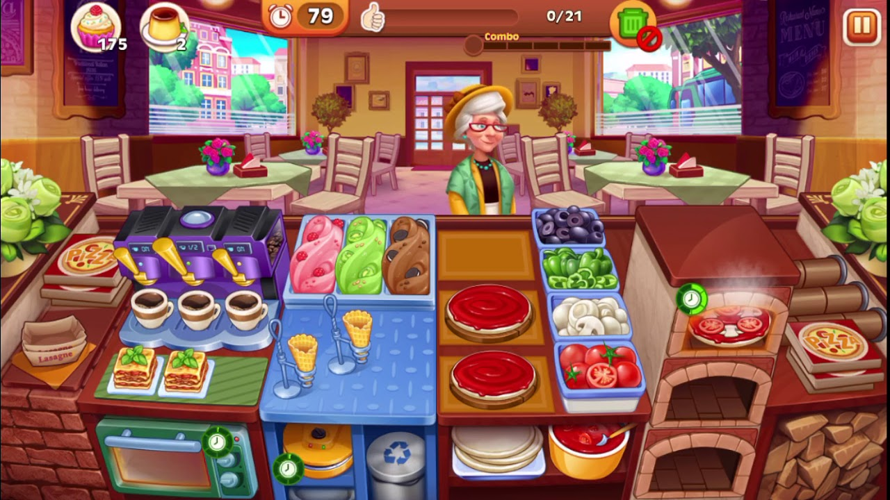 Cooking madness kitchen frenzy level 280 2 no boosters