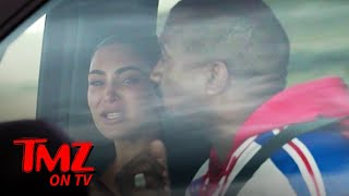 Kim Kardashian Breaks Down Crying During Tense Visit with Kanye West in Wyoming | TMZ