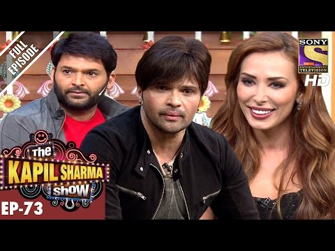 Thumbnail: The Kapil Sharma Show - दी कपिल शर्मा शो-Ep-73-Himesh And Iulia In Kapil's Show–8th Jan 2017
