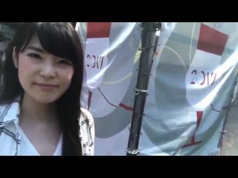 ミス・アース Live In Japan《札幌大通り公園》