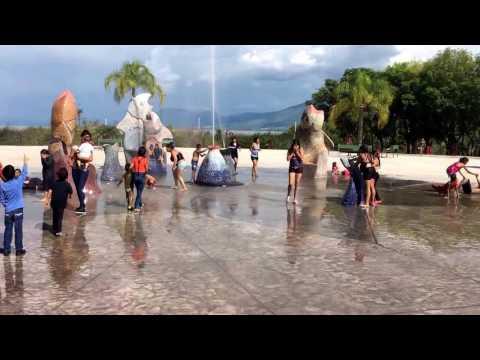 Sunday On The Malecon In Jocotepec, Lake Chapala, Mexico