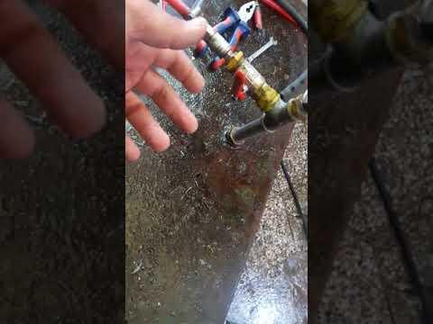 Como armar una maquina de espuma