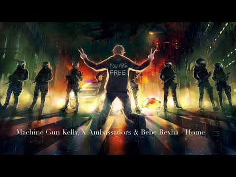 Cover Lagu Nightcore - Home by Machine Gun Kelly, X Ambassadors & Bebe Rexha STAFABAND