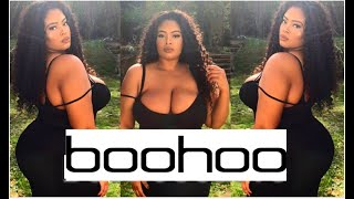 BOOHOOCURVE FALL HAUL BOOTS COATS