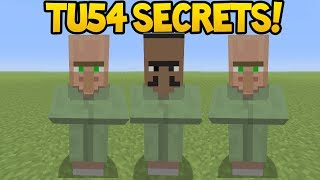 Minecraft (Xbox360/PS3) - TU54 Update! - SECRET FEATURES!