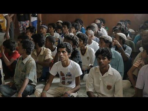 UNHCR Indonesia - Rohingya Saved At Sea