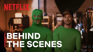 The Witcher | Humans of the Continent - Puppeteers Matt Fraser and Dan Gregory | Netflix