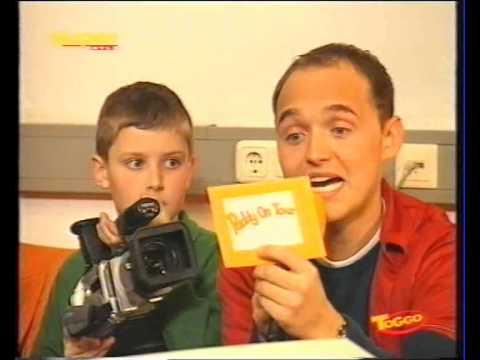 SuperRTL Toggo Kinderfernsehtag mit Paddy, Vorschau  2002  1