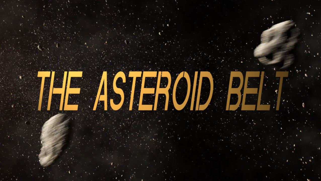 7 facts about the asteroid belt youtube