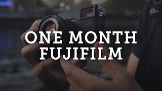 SWITCH to FUJIFILM? One Month With The X-Pro2 Review