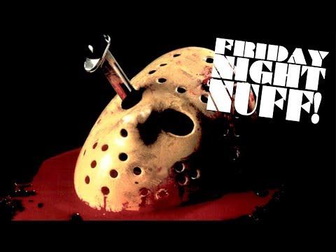 Slash Cards: Horror Movie Trivia Game LIVE! (4/13/18) │ Friday Night Nuff!