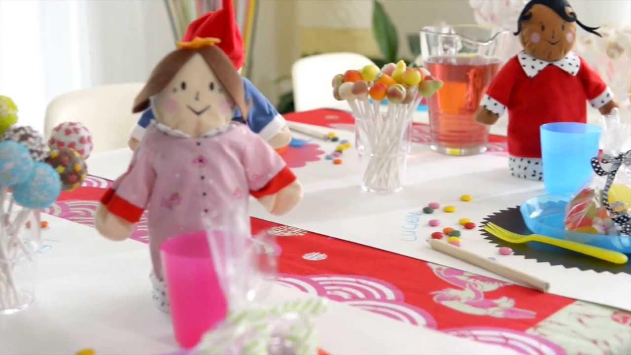 Trucs et astuces IKEA ides de dco pour lanniversaire des enfants  YouTube