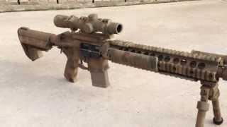 Painting Your AR15 Rifle