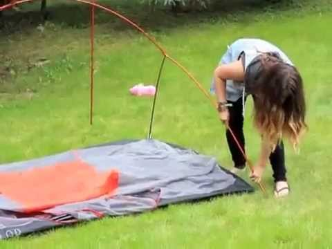 & POLER STUFF REVIEW 2 MAN TENT u0026 NAPSACK - YouTube