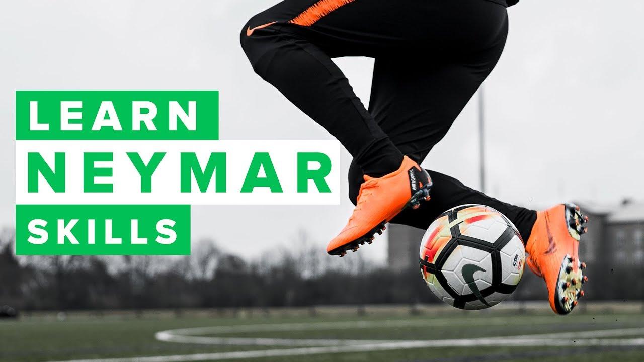 Oh My Goal - Learn Neymar Jr. Top 5 Skills & Tricks | Facebook