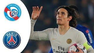 Strasbourg Vs Paris St. Germain ( 1-1 ) All Goals & Highlight 06.12.2018
