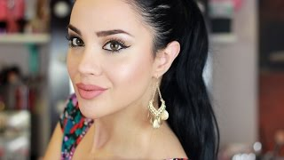 Mi preparo con voi...gold&brown make up ❤SweetBeauty1990❤ Thumbnail