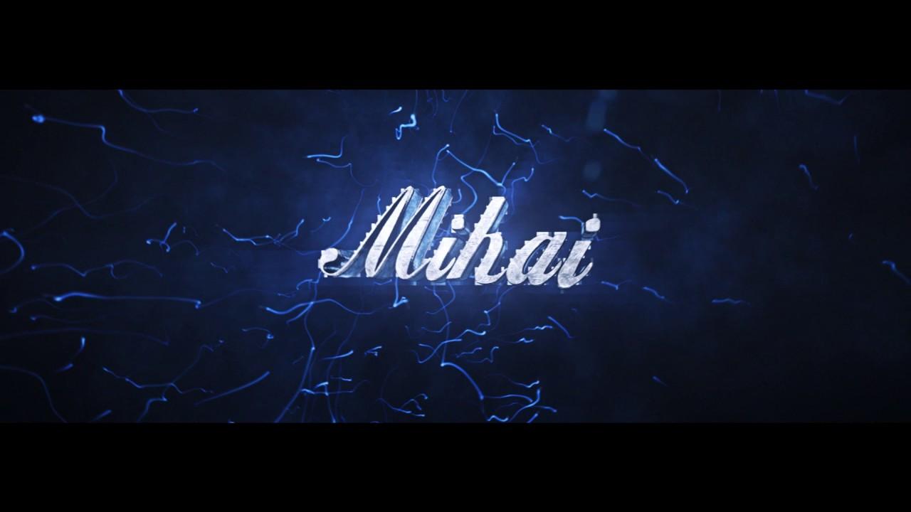 Intro for Mihai Laurentiu   by Sonicel