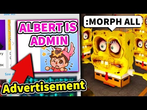 Roblox game gave me ADMIN.. THEN I MADE THEM MAD