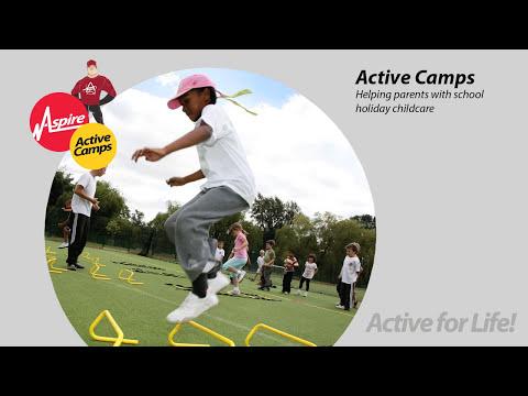Aspire Active Camps Case Study - Alyia Rashid