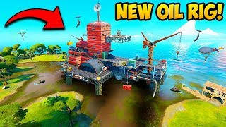 *FIRST EVER* SEASON 2 SECRET LOCATION!! - Fortnite Funny Fails and WTF Moments! #829
