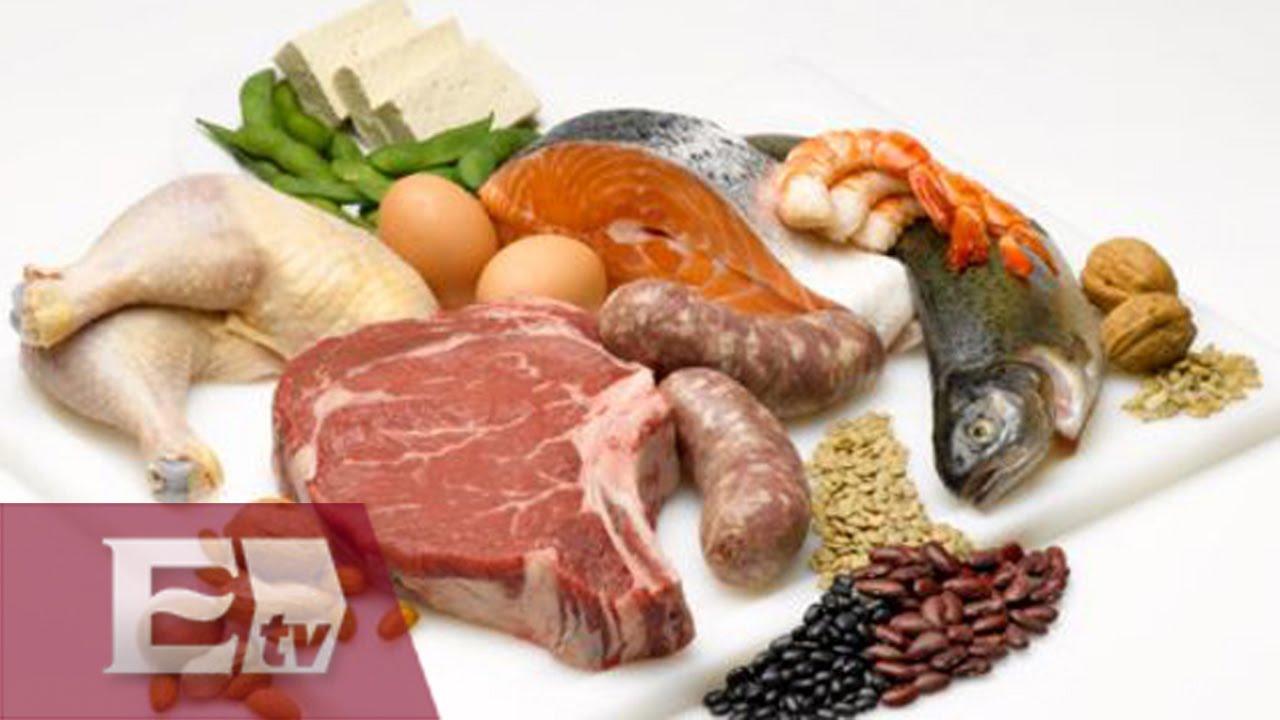 La importancia de los amino cidos en la alimentaci n rigoberto plascencia youtube - Alimentos que bajen la tension ...